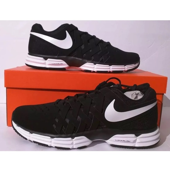 31be28cfeef Nike Lunar Fingertrap TR 4E Wide Shoes sneakers
